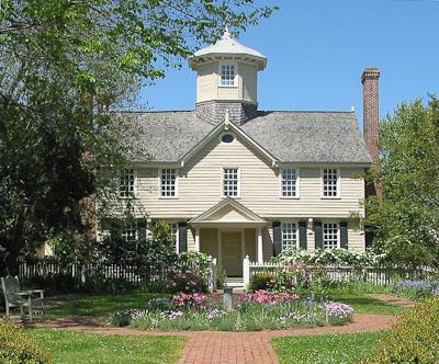 Cupola House Association Edenton North Carolina Chowan
